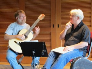 Classical Guitar Immersion