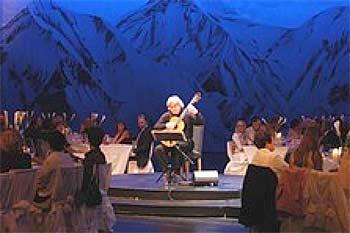 Scott Kritzer in concert